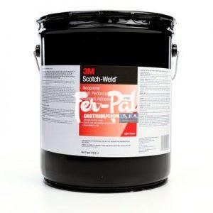 3M™ Adhesivo de contacto de neopreno de alto rendimiento 1357, Verde Gris, 20 L