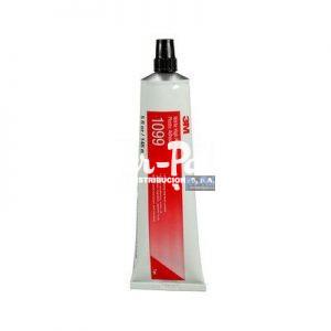 3M™ Adhesivo plástico de nitrilo de alto rendimiento 1099, Dorado-Amarilla, 150 ml