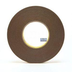 3M™ Cinta doble cara reposicionable 9425, Transparente, 66 m, 0.13 mm