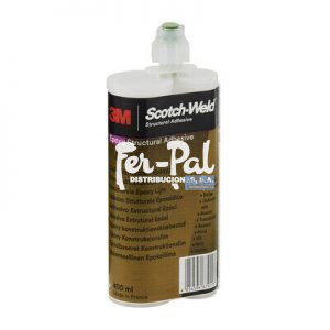 3M™ Scotch-Weld™ Adhesivo epoxi DP460, Blanca, 400 ml