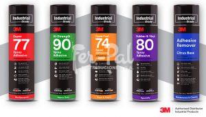 Adhesivos spray