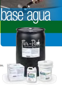 Adhesivos en base agua