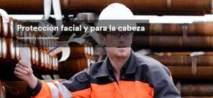 Protección de cabeza y facial