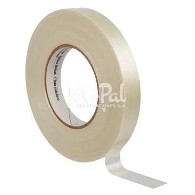 3M™ 45 Cinta Reforzada de Filamentos, transparente, 19mm x 20m